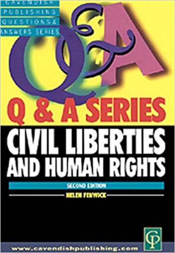 Q&A Civil Liberties and Human Rights (2nd Edition)