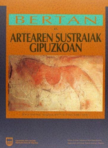 Descargar Libro Bertan 15 - Artearen Sustraiak Gipuzkoan Jesus Altuna