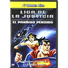 Liga De La Justicia El Paraiso Perdido (Import Movie) (European Format - Zone 2) (2003) Bruce W. Timm