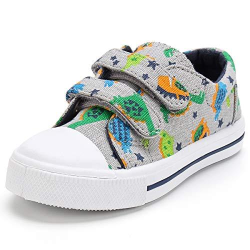 KomForme SBM028-6M-US Toddler Kids Sneakers]()