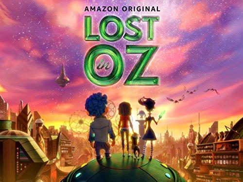 Lost in Oz Season 1 - Official Trailer