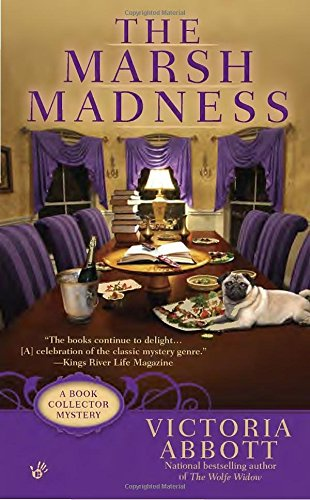 book cover of The Marsh Madness