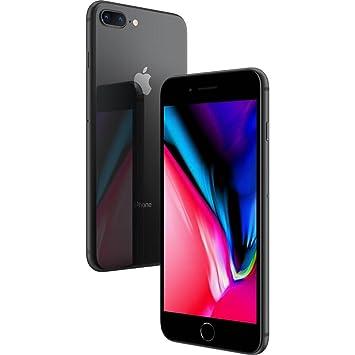 871fe331c5562 iPhone 8 Plus 256GB Cinza Espacial Tela Retina HD 5,5 IOS 11 4G e CÃ ...