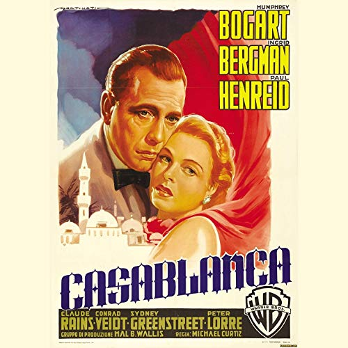 Casablanca Medley: Prelude / Rick's Bar / Paris / The Airport / The Beginning of A Beautiful Friendship (From