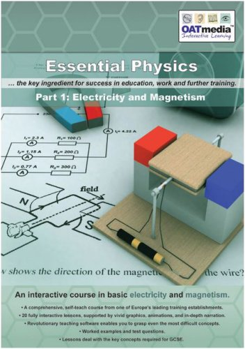 Essential Physics: Pt. 1: Electricity and Magnetism pdf epub