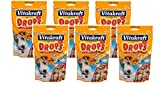 Cheap VitaKraft Drops with Peanut Dog Treat Snacks – 6 PACK