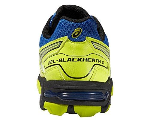 ASICS GEL-BLACKHEATH 5 Hockey Zapatillas amarillo