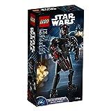 Lego Juego de Construcción Star Wars Constraction Piloto de Elite Tie Fighter
