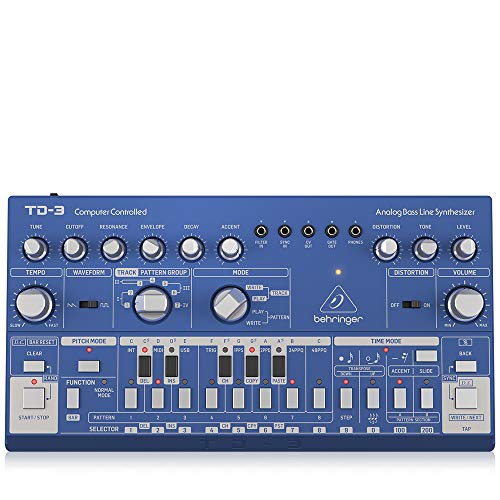 Electronic Music Equipment