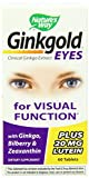 Ginkgold Eyes - 60 Tab ( pack of 6)