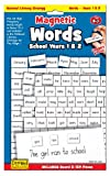 Fiesta Crafts Words - Years 1 & 2 Magnetic Activity Chart National Literacy Strategy
