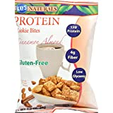Kay's Naturals Protein Cookie Bites - Cinnamon - Case of 6 - 1.2 oz - Pack of 6