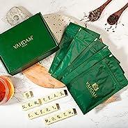 Vahdam, Loose Leaf Tea Variety Subscription Box - 5 Teas, 35+ Servings - 100% Natural Teas, Hand-picked from I