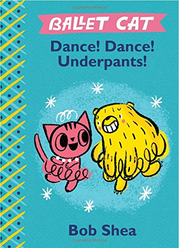 Ballet Cat Dance! Dance! Underpants! hilarious antics of Butter Bear