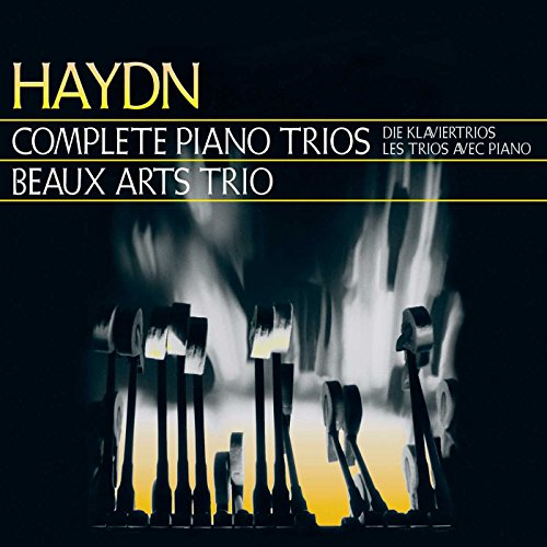 Cover of Haydn: Complete Piano Trios