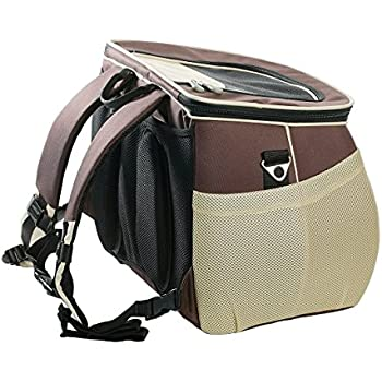 Amazon Com Dog Carrying Backpack For Small To Medium