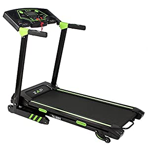 ZAAP TX5000 1470W Electric Motorized Treadmill Running Machine