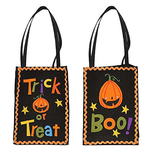 2018 New Luxsego Halloween Trick Or Treat Bags