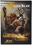 Adventure Bowhunter ~ 29 North American Species with Bow Hunting DVD Tom Miranda