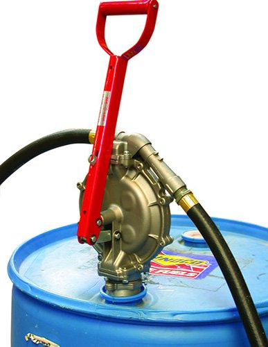 National-Spencer 30A1 Diaphragm Pump with 8' Hose, Plain Nozzle and Suction Tube by National-Spencer, Inc.