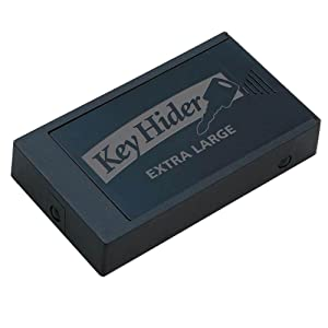 Magnetic Key Hider, Extra Large, Black