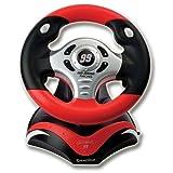 VR502 Carl Edwards Racing Plug and Play Steering Wheel