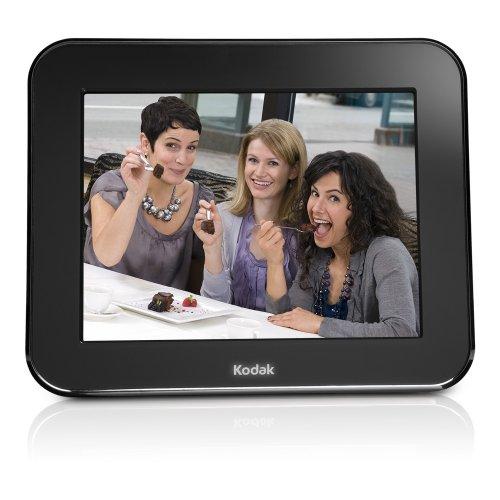 Kodak Pulse 7-Inch Wi-Fi Digital Frame with Custom e-Mail Address for Immediate Sharing by Kodak