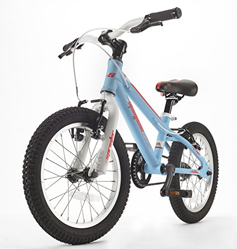 Sprinter 16 Pedal Bike Blue by TykesBykes