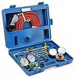 51soYGlG7CL. SL160  - Thegood88 Victor Type Gas Welding & Cutting Kit Oxygen Torch Acetylene Welder Tool Case TG0278