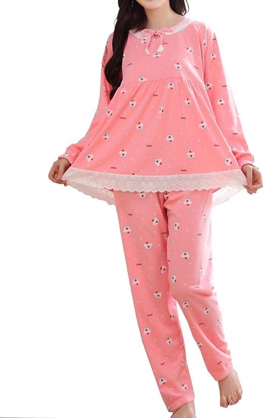 Ventelan osos lindos de la mujer Set de pijama diseño de ...