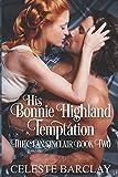 His Bonnie Highland Temptation (The Clan Sinclair)