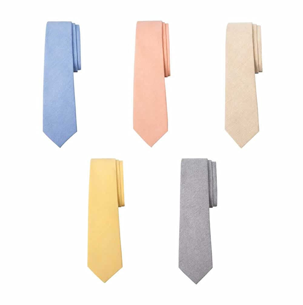 Made in USA Oxford Cotton Tie