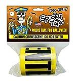 Spooky Tape - CAUTION CRIME SCENE DO NOT ENTER - 100 Feet!