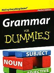 Grammar for Dummies, Pocket Edition