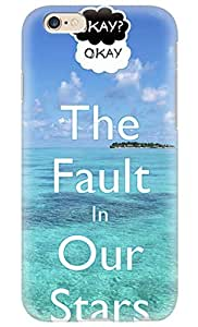 Online Designs fault in our stars of the sea PC Hard new iphone 6 cases 4.7