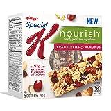 Kellogg's Special K Nourish Cranberries and Almonds Bar, 5 Bars, 165 Gram