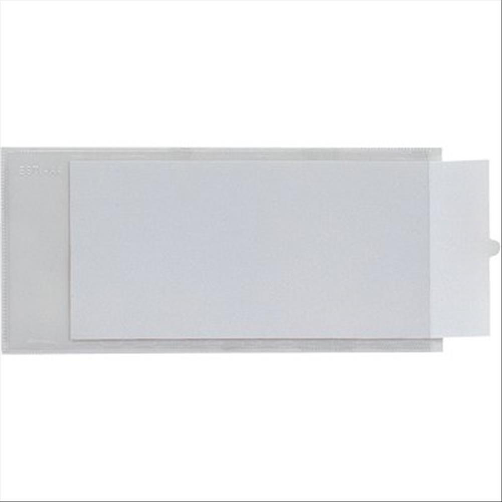 Portaetichette adesive IesTI Sei Rota Con etichette 3, 2x8, 8 cm 321112 (conf.10)