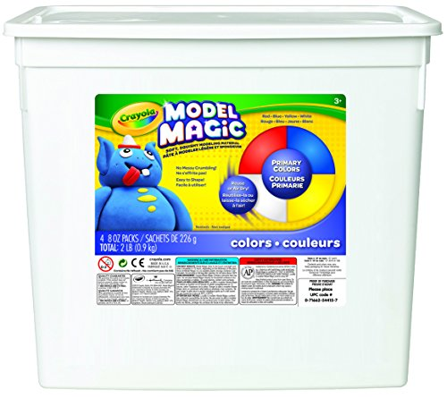crayola-model-magic-primary-colors-modeling-compound-art-tools-2-lb-resealable-bucket-perfect-for-cl