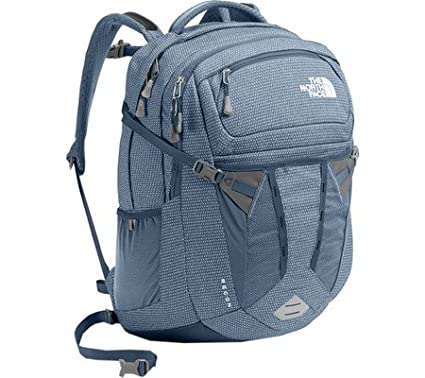 af86e54c2 The North Face Women's Recon Backpack Folkstone Gray/TNF White One ...
