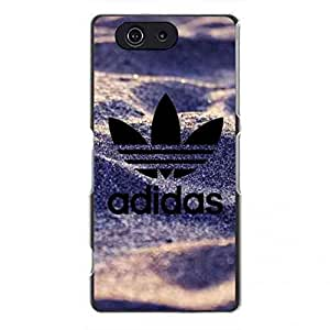 Beautiful Printing Adidas Phone Funda,Adidas Phone Skin For Sony Xperia Z3Mini,Adidas Logo Phone Funda
