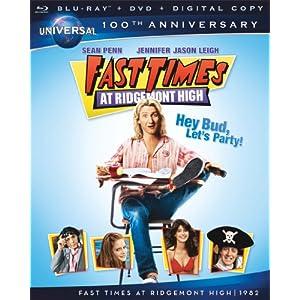 Fast Times at Ridgemont High (Blu-ray + DVD + Digital Copy) (1982)