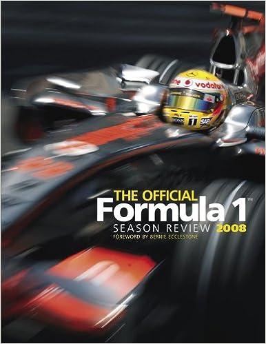 Official Formula 1 Season Review 2008