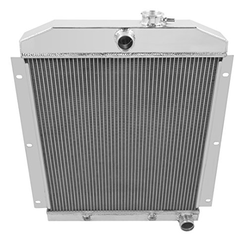Champion Cooling, 2 Row All Aluminum Radiator for Chevrolet CK Series, EC5100