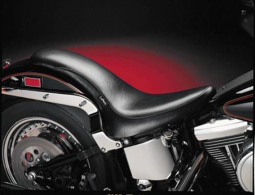 Le Pera King Cobra Vinyl Seat for 2000-2010 Harley Davidson Softail Models - HD FLSTC/I Heritage Softail Classic 2000-2010