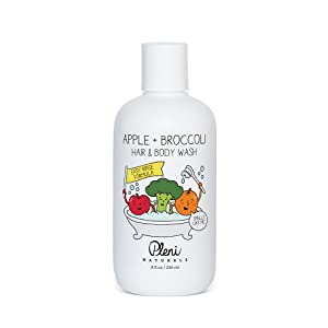 Pleni Naturals Organic Body Wash with Essential Oils (8 Ounces)