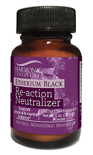 (Harmonic Innerprizes Etherium Black 1oz Powder)
