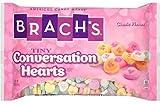 Brach's Tiny Conversation Hearts 16 Ounce (1 Bag)