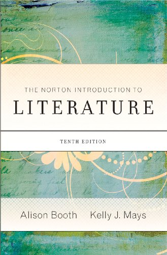 The Norton Introduction to Literature (Tenth Edition) PDF
