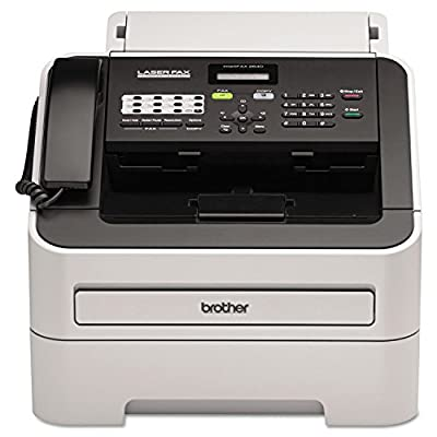 Brother FAX2840 intelliFAX-2840 Mono Laser High Speed Copy/Fax/Print Machine