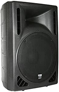 gemini rs 415 15 inch bi amp active loudspeaker musical instruments. Black Bedroom Furniture Sets. Home Design Ideas